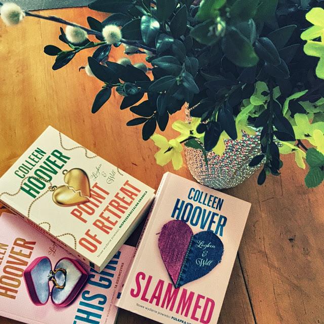 """Slammed"""" - Colleen Hoover"""