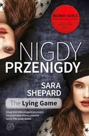 """MORDERCA JEST WŚRÓD NAS...CZYLI """"NIGDY, PRZENIGDY"""" SARY SHEPARD"""