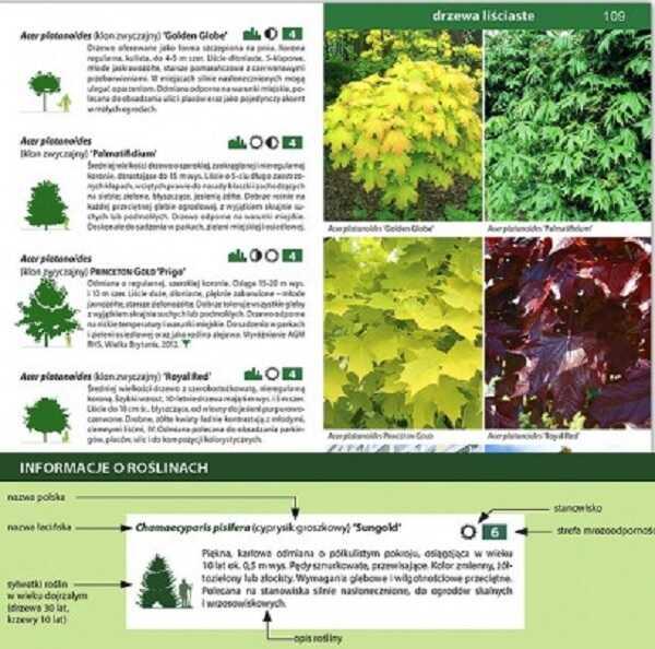 Katalog zawiera 2680 usystematyzowanych roślin